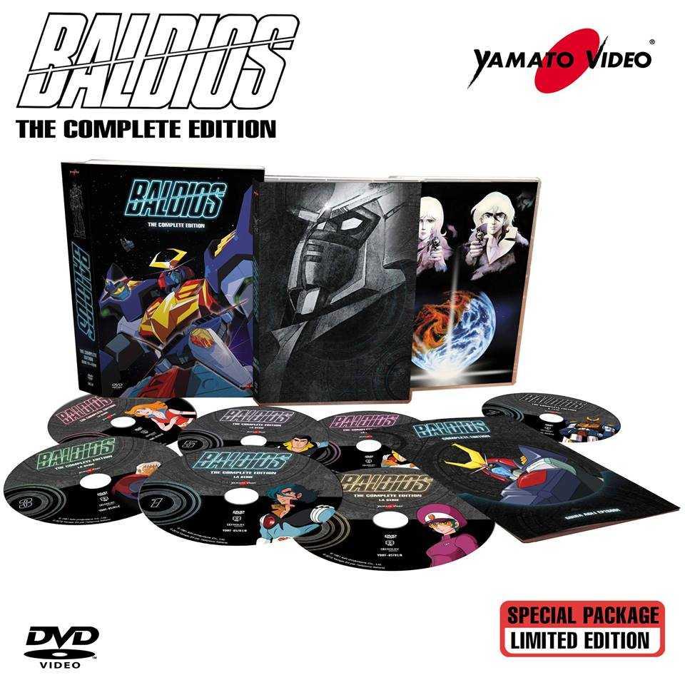 baldios complete edition