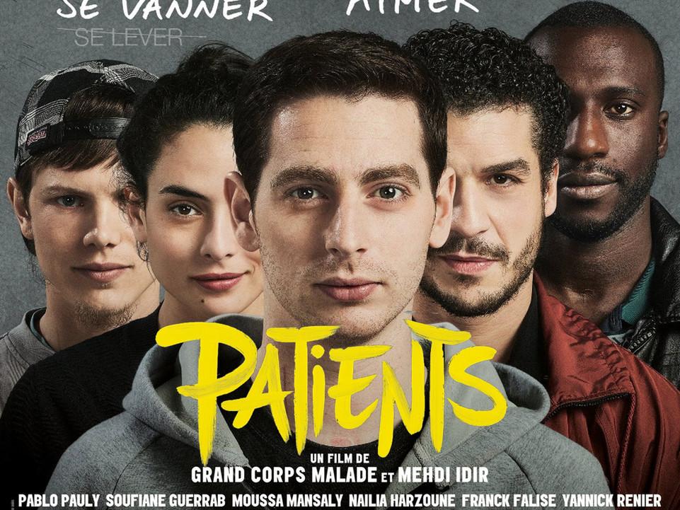 Ένα βήμα τη φορά (Patients) Quad Poster