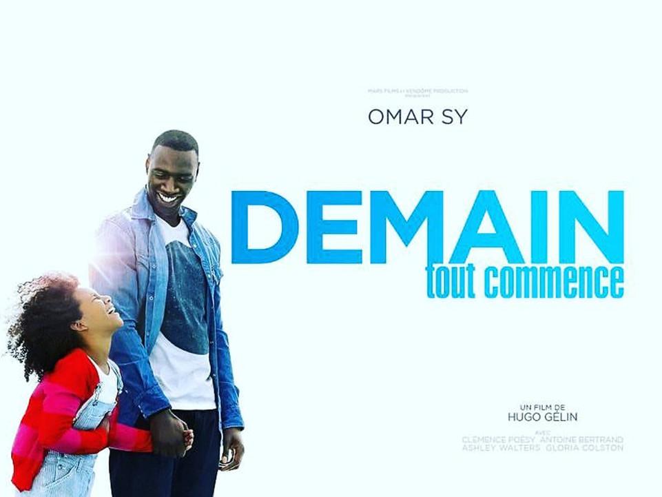 Όλα Αρχίζουν Αύριο (Demain Tout Commence) Quad Poster