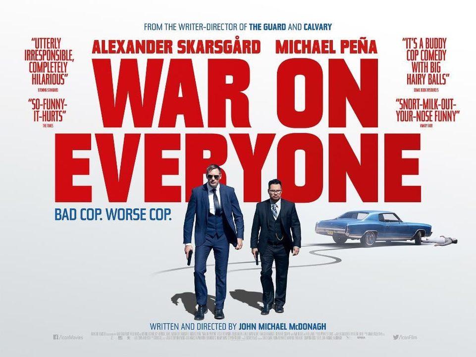 War On Everyone Wallpaper