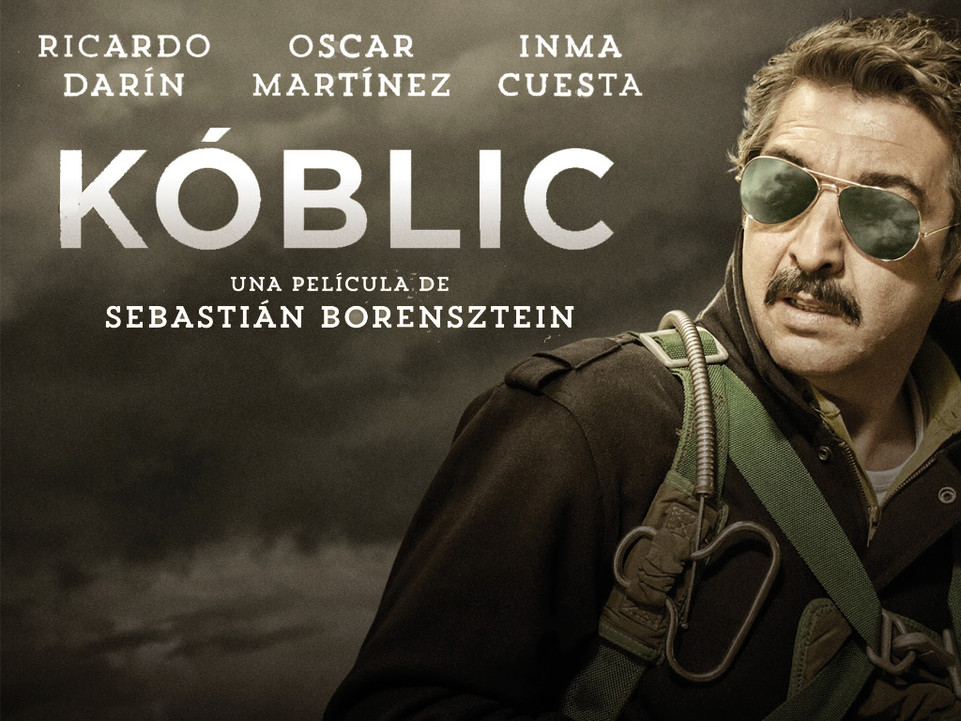 Ο πιλότος (Kóblic) Quad Poster