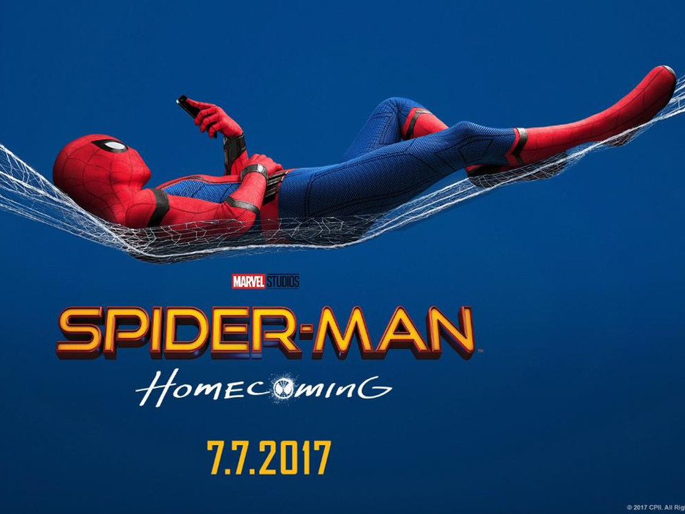 Spider-Man: Επιστροφή στον τόπο του (Spider-Man: Homecoming) Wallpaper