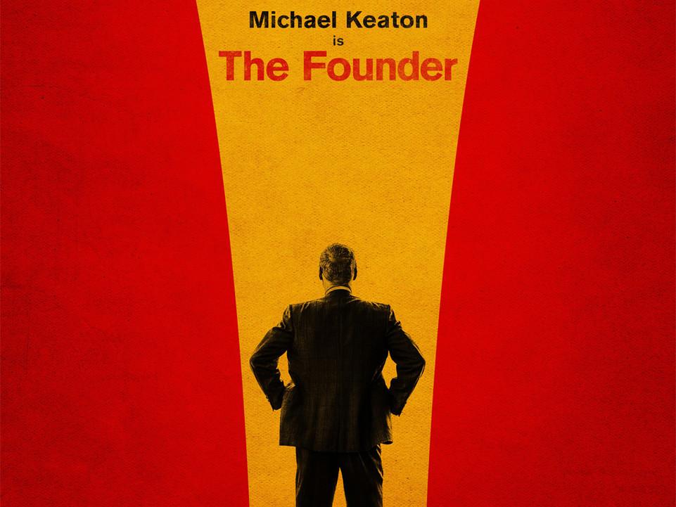 Ο Ιδρυτής Μιας Αυτοκρατορίας (The Founder) Quad Poster