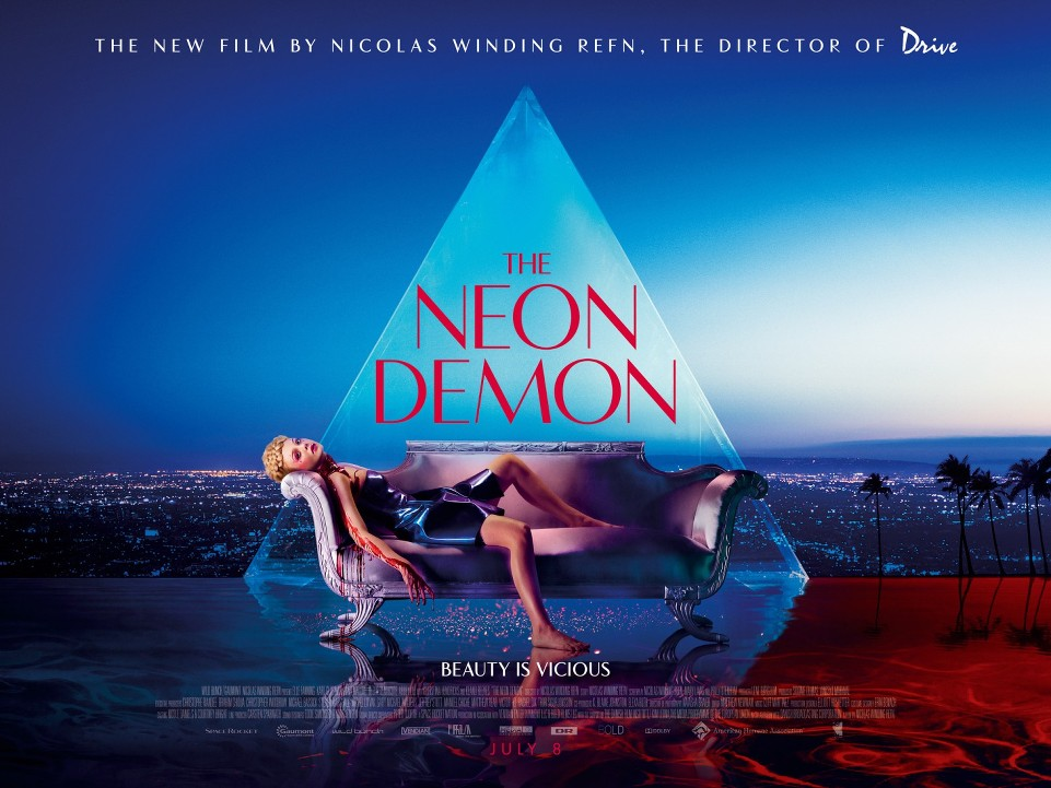 The Neon Demon Wallpaper