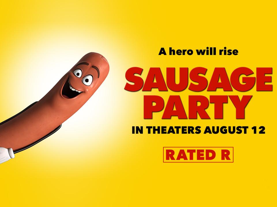 Πάρτι με...Λουκάνικα (Sausage Party) Wallpaper