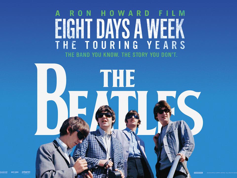 The Beatles: Eight Days a Week Wallpaper