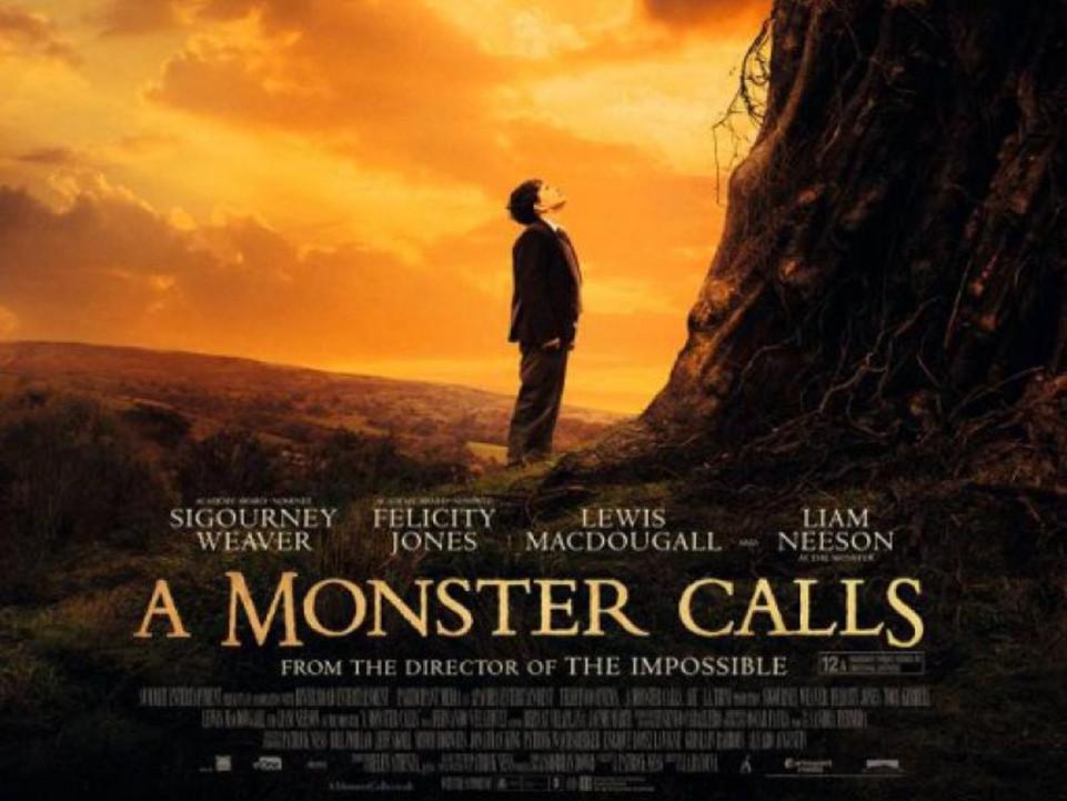 7 Λεπτά Μετά τα Μεσάνυχτα (A Monster Calls) Wallpaper