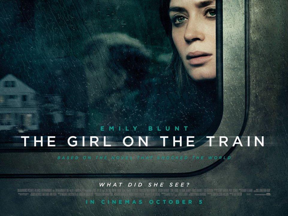 Το κορίτσι του τρένου (The Girl on the Train) Wallpaper