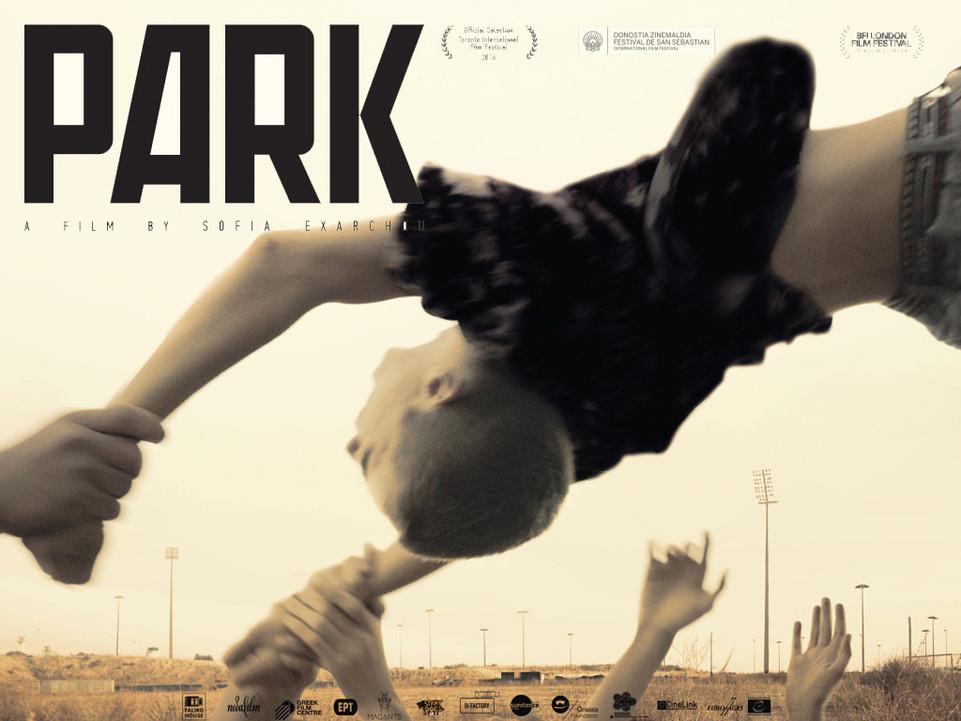 Park Quad Poster