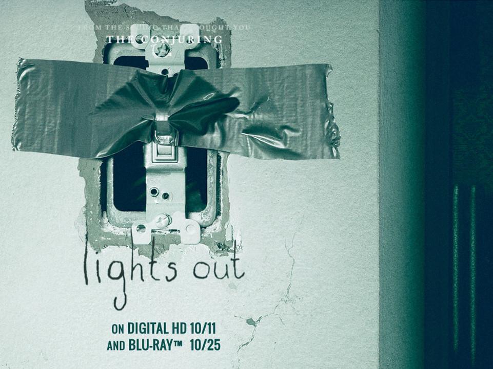 Μη σβήσεις το φως (Lights Out) Wallpaper