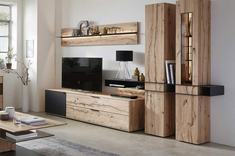 Porta tv in legno kali mobile soggiorno portatv unico e for Mobile porta tv legno grezzo