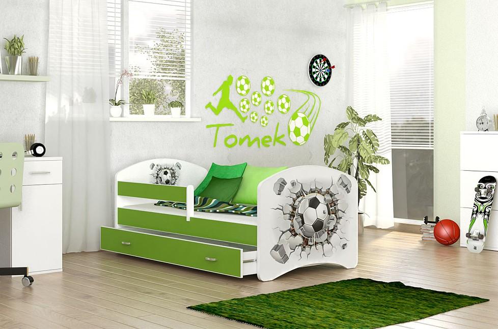 kinderbett jugendbett babybett matratze lattenrost 80x160 cm bett mit bettkasten ebay. Black Bedroom Furniture Sets. Home Design Ideas