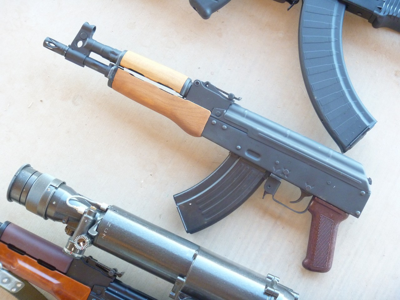 Which AK pistol?