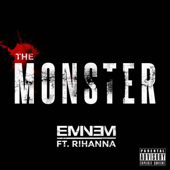 EMINEM RIHANNA MONSTER