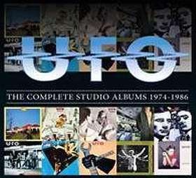 UFO Complete Studio Albums