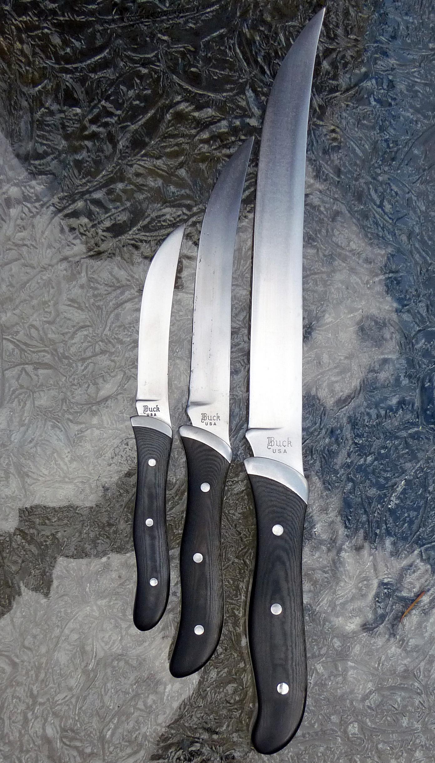 Buck Kitchen Knives Emperor S Bladeforums Com