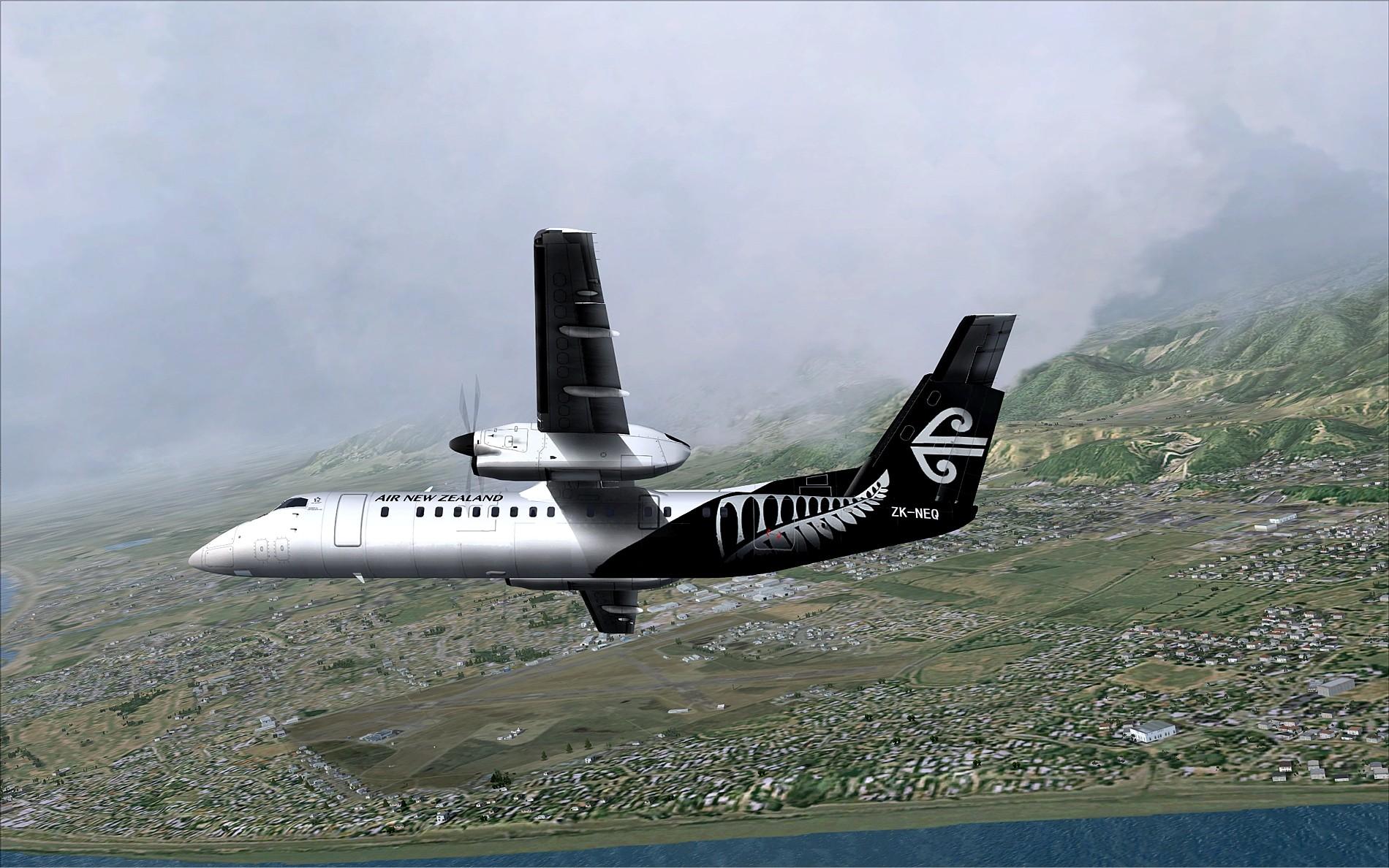 NZFF • Virtualcol Dash-8 series