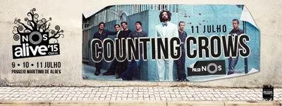 COUNTING CROWS SOM DIRETO