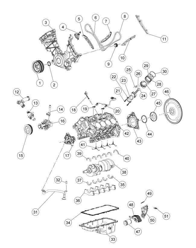 2012 v8 5.0 exploded view diagrams - ford f150 forum - community of ford  truck fans  ford f150 forum