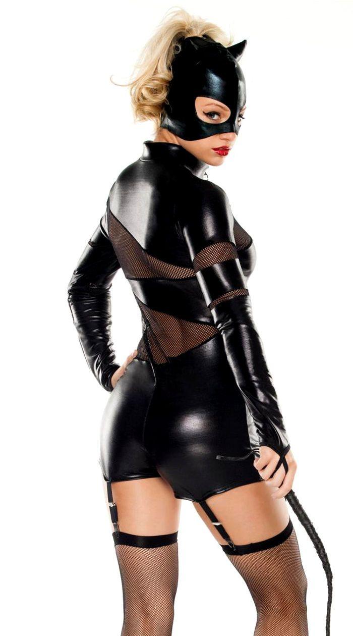 479f488fc018 X Sex COSTUME TUTA Intimo INTIMO MISTRESS CATWOMAN HARD VESTITO ...