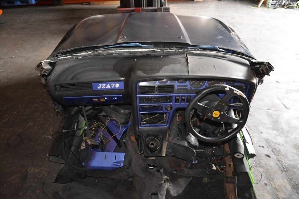 Buy Toyota Supra Turbo R Mk3 Mkiii Jza70 Ma70 Front Clip