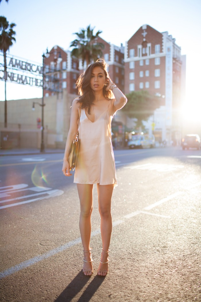 cdd404976796 (ARE YOU AM I Zillah slipdress, Chloé Faye bag and sandals) It's maniacal  how in love with the Zillah slipdress I am, and I'm so excited that we've  just put ...