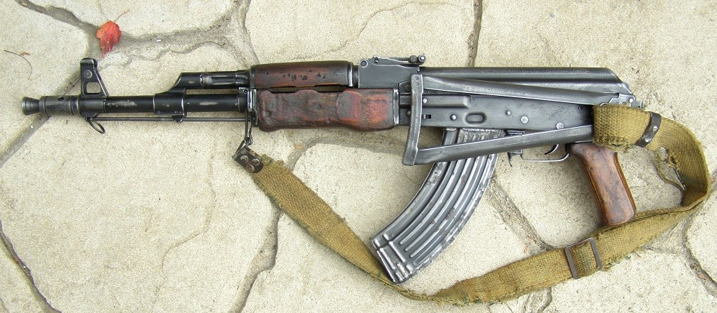 RPK with folding Triangle stock?