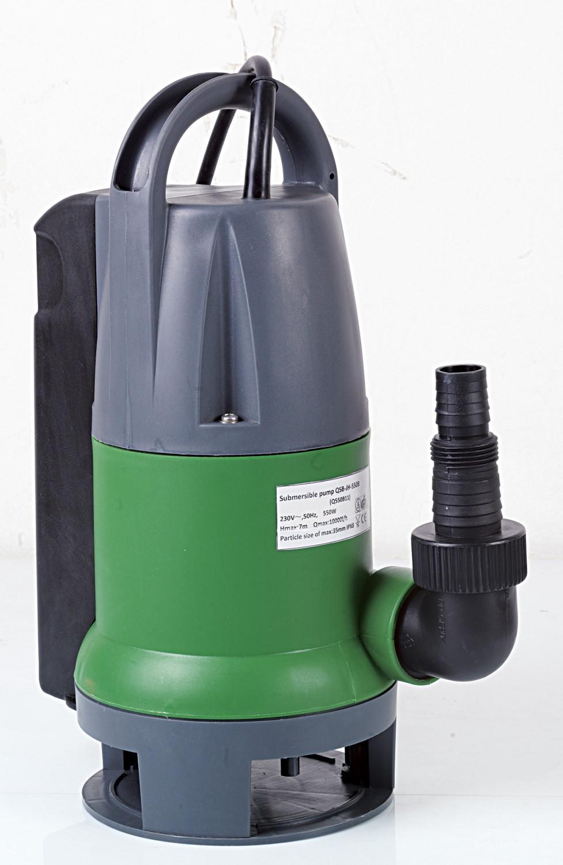 pompe a eau vide cave immergee 550 watts 10 m3 h ebay. Black Bedroom Furniture Sets. Home Design Ideas
