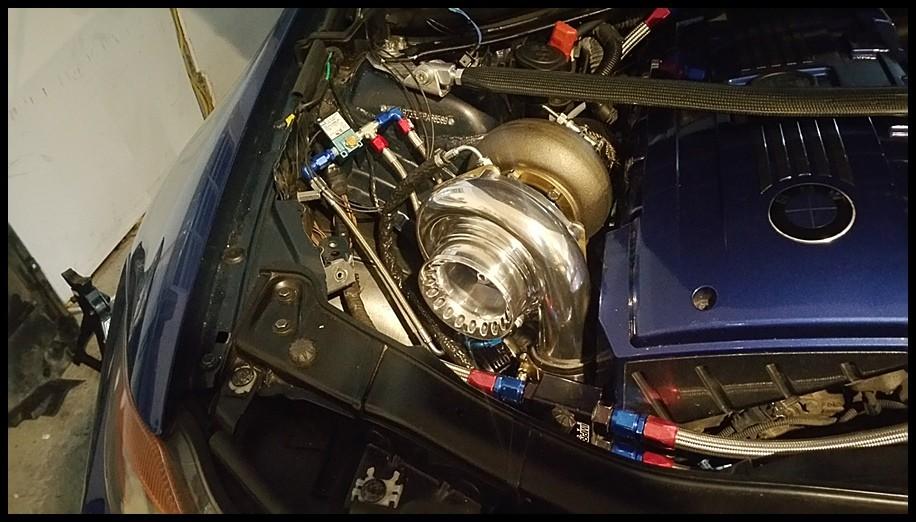VM Top-Mount Turbo Install Pics & Tips - N54Tech com