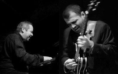 Olivier Truchot  Nuno Ferreira quarteto