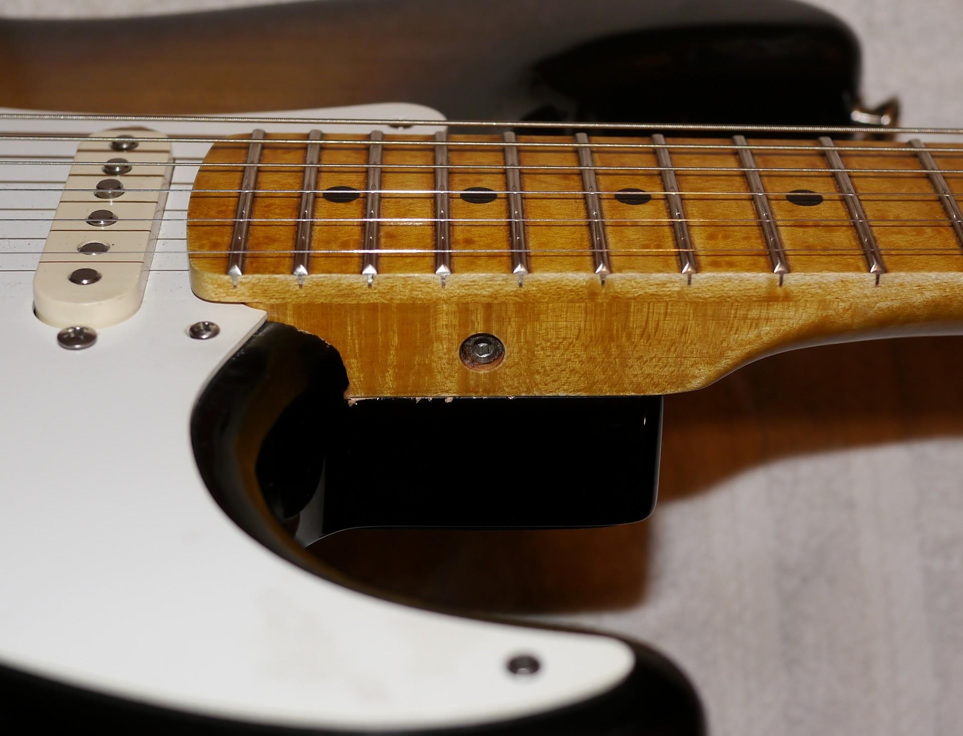Warmoth Side Adjustment Truss Rod - Electric Guitars