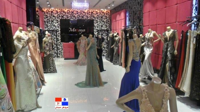 fe5023fe6 تم افتتاح ماسايا لفساتين السهرة في عزيز مول جدة - Massaya 6LIvD9.jpg