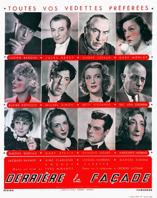 Télécharger Derriere la façade 1939 FRENCH DVDRip XVid-AC3