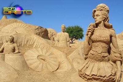 FIESA Festival internacional esculturas areia