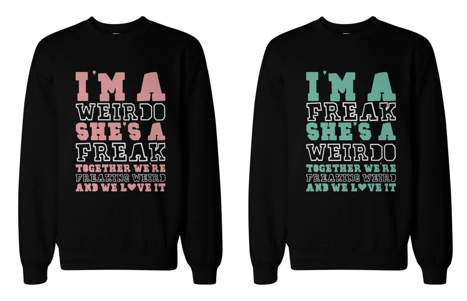 Best friend hoodies