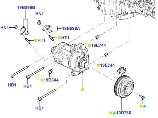 F150 Clutch Diagram - Wiring Diagrams List