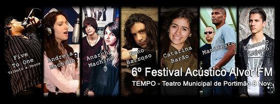 ALVOR FM FESTIVAL ACÚSTICO