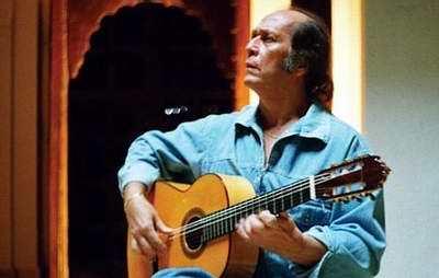 guitarra flamenca PACO DE LUCÍA