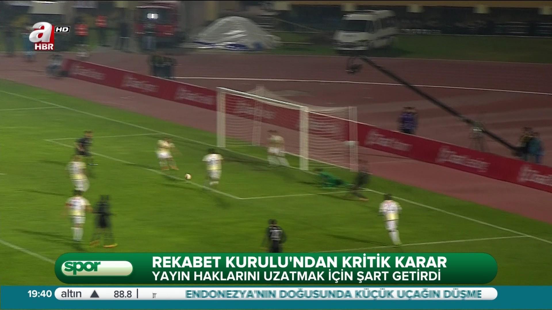 Kural hatası var denen Fenerbahçe-Kasımpaşa maçının hakem raporu ortaya çıktı 52