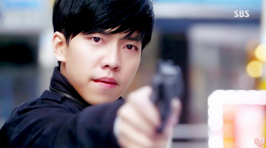 You're All Surrounded Ep 1 Screencaps – Lee Seung Gi ...