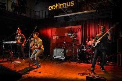 Optimus Live Act  MATILHA