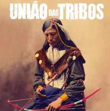 UNIÃO DAS TRIBOS CD COVER