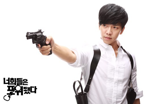 You're All Surrounded Photo Sketch 4 – Lee Seung Gi ...