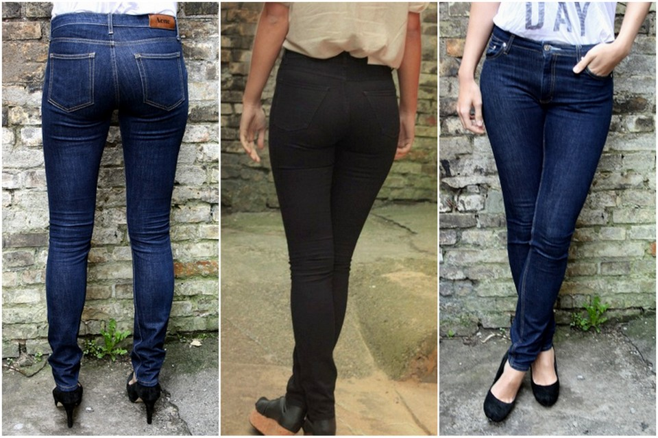 ACNE – Endnu en jeans-godfather  ) Acne har med god grund længe været  synonym med velsiddende denim. Ovenfor ses modellerne Flex og Needle. 7f5c7622ee887