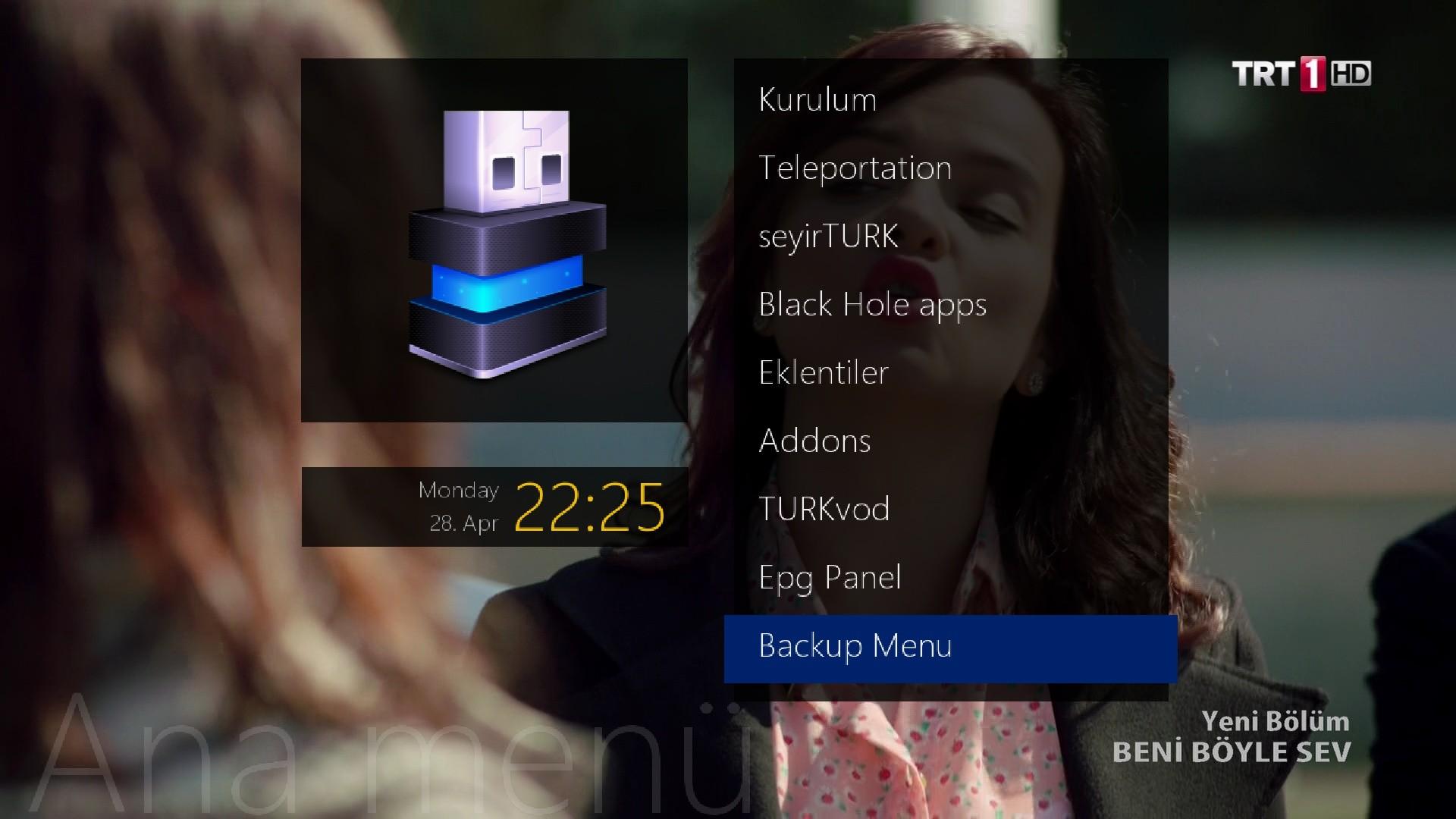Black Hole Vu+ Duo2 v 2 0 9 1 Private MyMetrixMOD Backup By