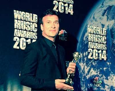 TONY CARRIRA World Music Awards