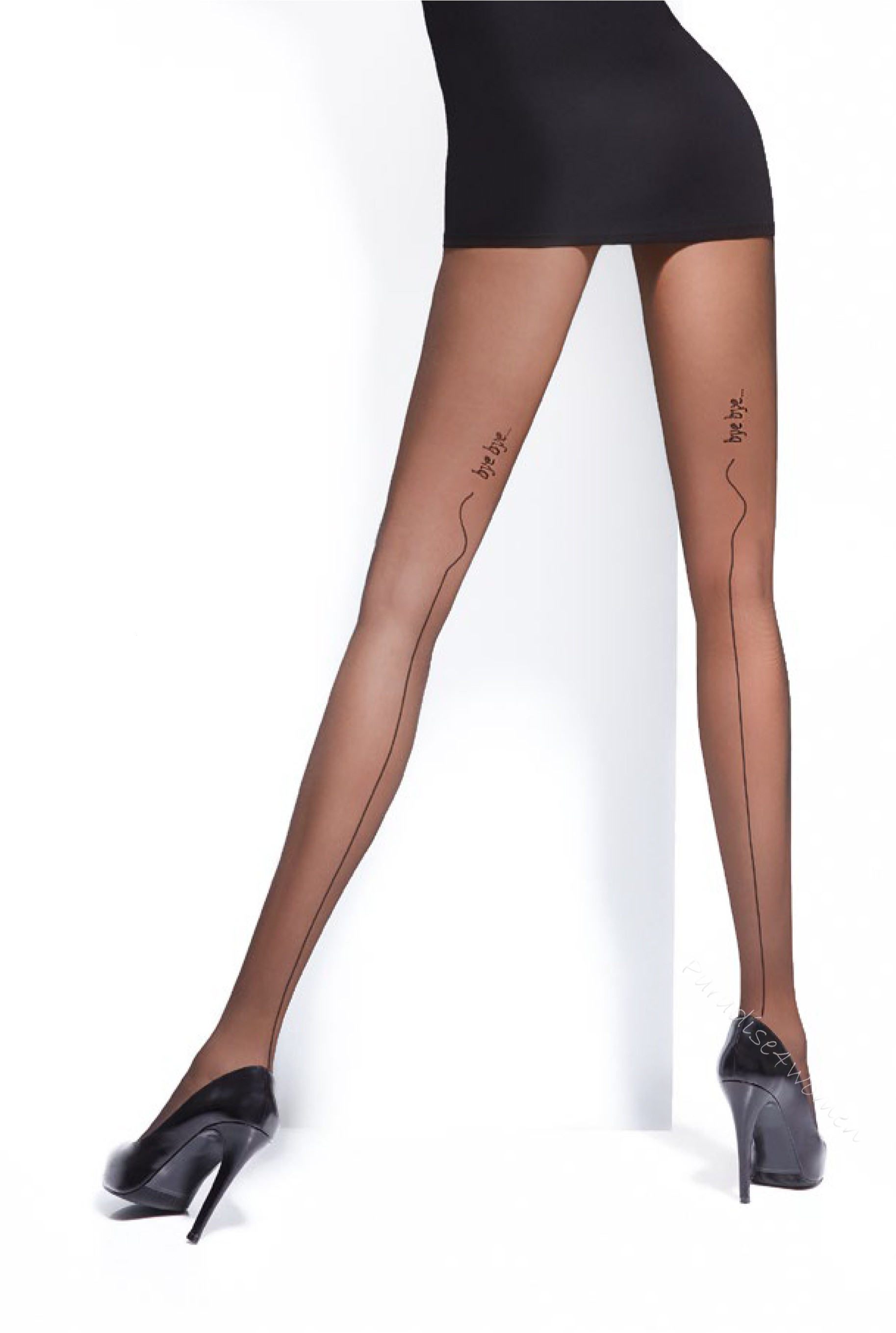 13d355e859d9c Back Seamed Tights 20 Denier by Adrian