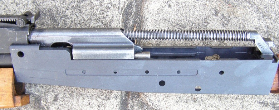 Trunnion in place of M76 receiver? - The AK Files Forums
