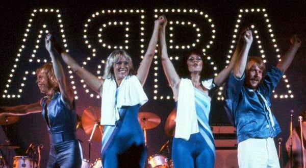 ABBA Concerto Wembley