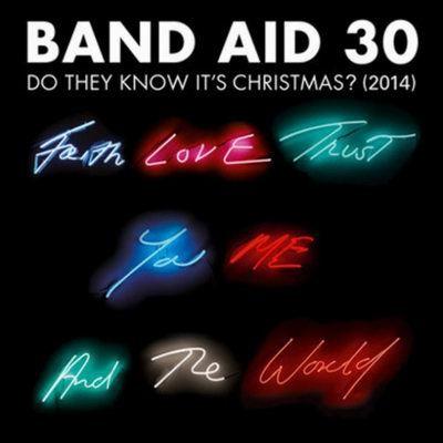 Band Aid 30 Som Direto